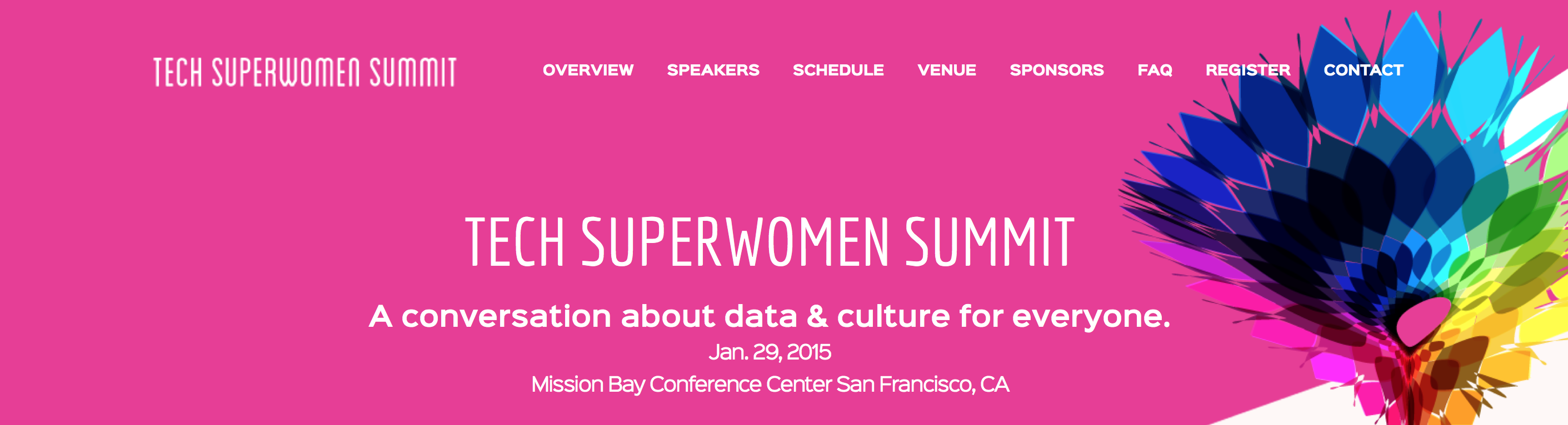 Tech Superwomen Summit Launches